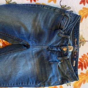 Faded Glory Bootcut Jeans Size 6 Average